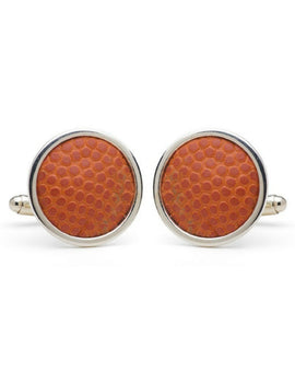 Syracuse Game Used Basketball Cuff Links