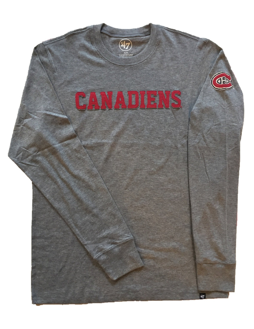 e362cedc1 Montreal Canadiens Fieldhouse Long Sleeve – The Sport Gallery