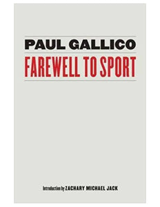 Farewell to Sport - Paul Gallico