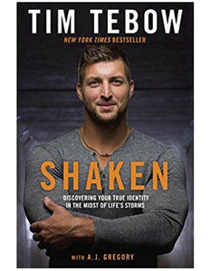Shaken - Tim Tebow w/ A.J. Gregory