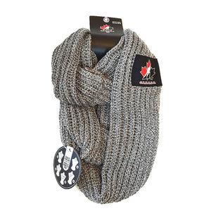 Team Canada Womens Knit Infinity Scarf