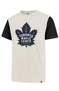 Toronto Maple Leafs Blocked Fieldhouse Tee