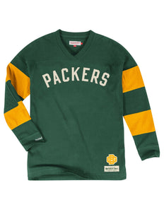 Green Bay Packers Field Goal Long Sleeve