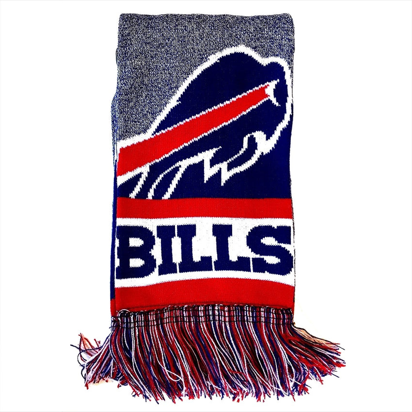 Buffalo Bills Mens Fan Scarf