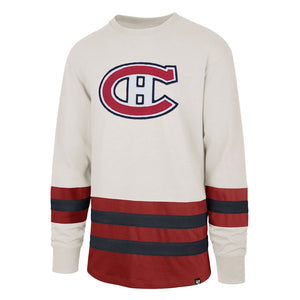 Montreal Canadiens Center Ice Vintage-Inspired Jersey