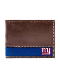 New York Giants Slim Bifold Wallet