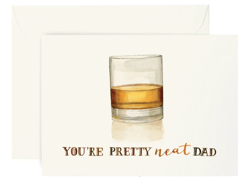 Father's Day Card (Neat)