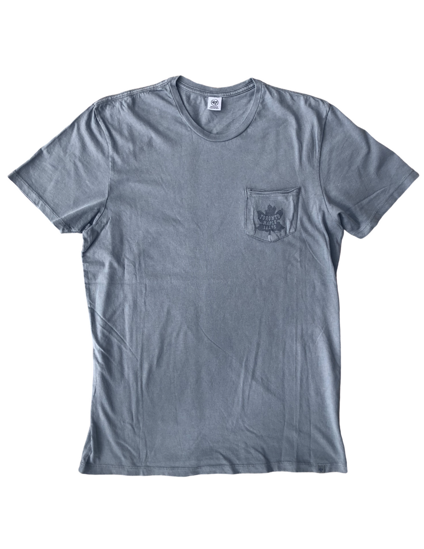 Toronto Maple Leafs Vintage Hudson Pocket Tee