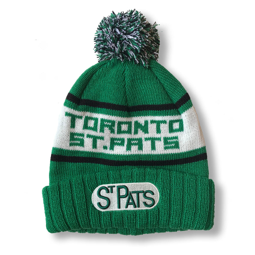 Toronto St. Pats Pillow Knit Vintage Toque