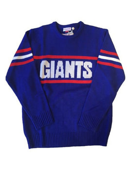 New York Giants 1984 Authentic Sweater
