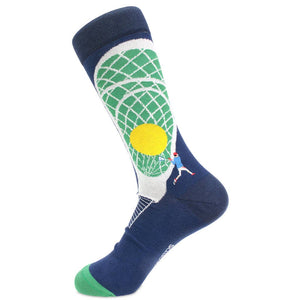 Lacrosse Mens Dress Socks
