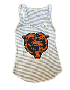 Chicago Bears Sugar Grey Tank