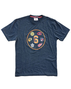 The Original Six Hillwood Tee
