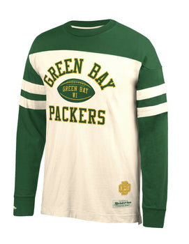 Green Bay Packers NFL Swing Pass Long Sleeve
