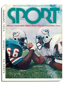 January 1974 Sport Cover