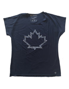 Toronto Blue Jays Womens Lumi Tee
