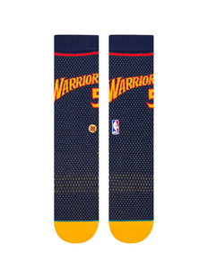 Golden State Warriors Instance NBA 04 HWC Socks