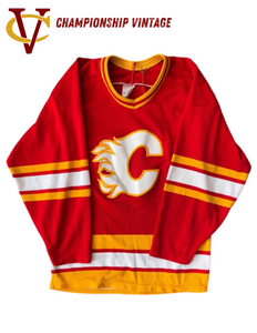 Calgary Flames Vintage 1980-94 Jersey