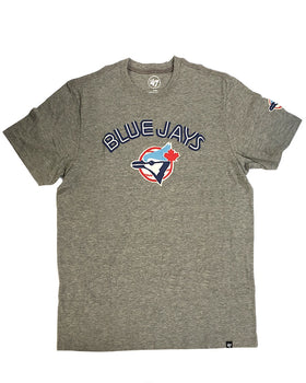 Toronto Blue Jays 1977 Fieldhouse Tee (Grey)