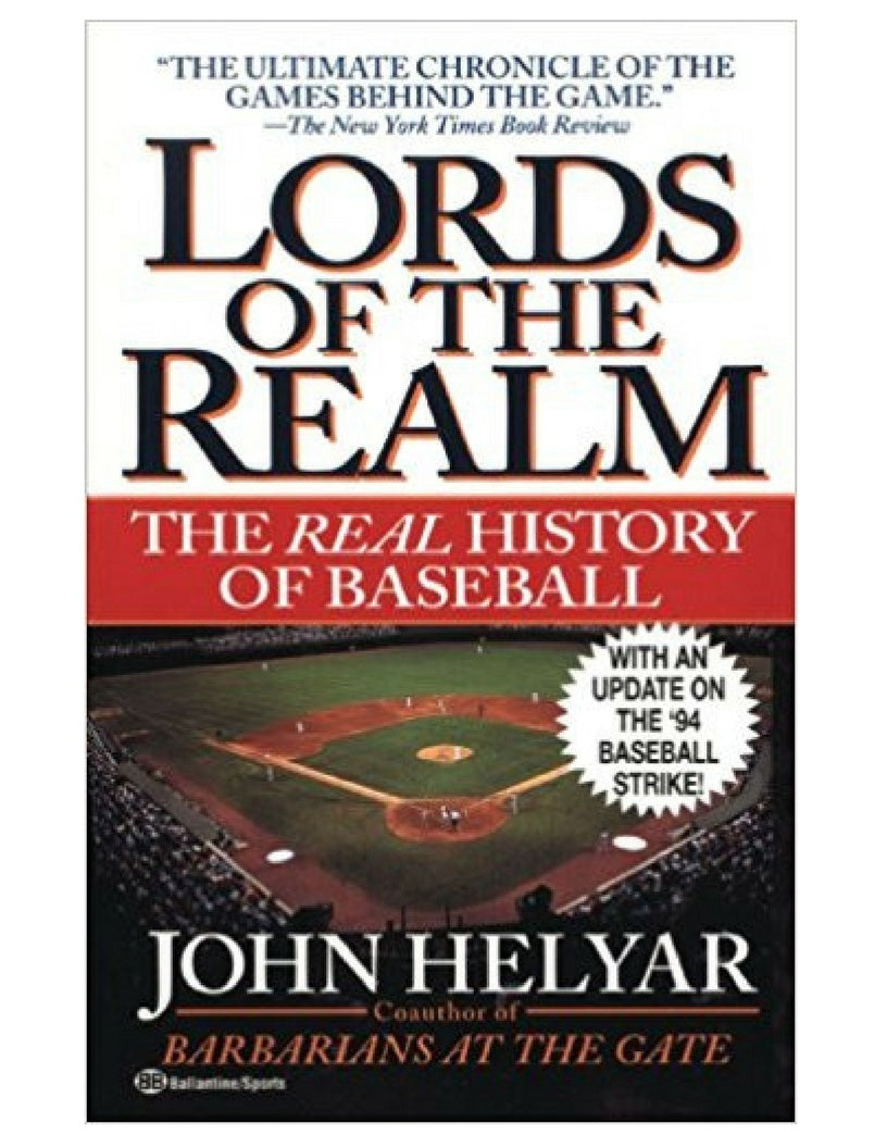 Lords of the Realm - John Helyar