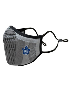 Toronto Maple Leafs Core Logo Youth Pebble Face mask
