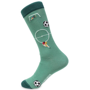 Soccer Mens Dress Socks