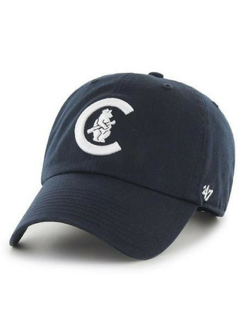 Chicago Cubs MLB Clean Up Cap