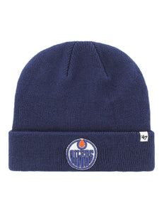 Edmonton Oilers Raised Cuff Knit Toque