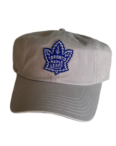 Toronto Maple Leafs Grey Archive Ballcap