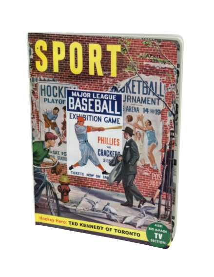 April 1951 SPORT Notebook