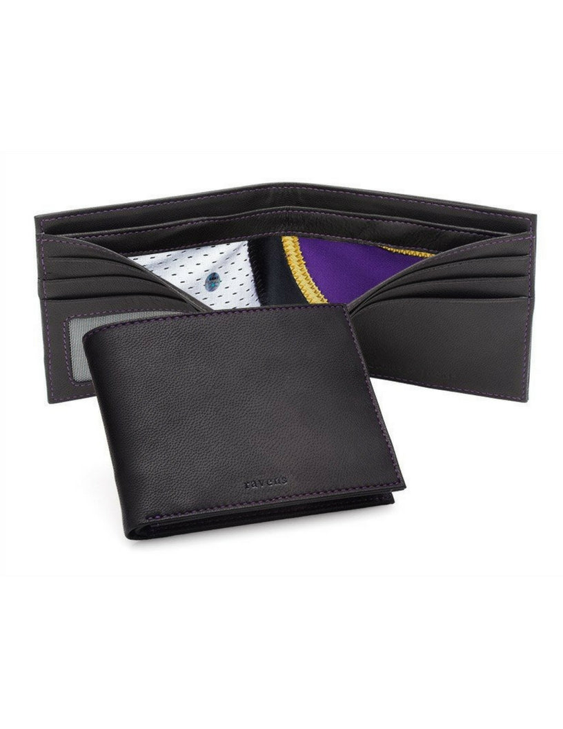 Game-Worn NFL Jersey Wallet