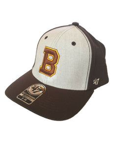 Boston Bruins Backstop Ballcap