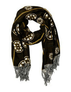 Boston Bruins Sportin Styles Scarf