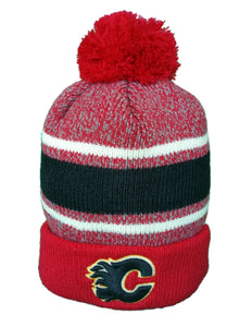 Calgary Flames NHL Fairfax Toque