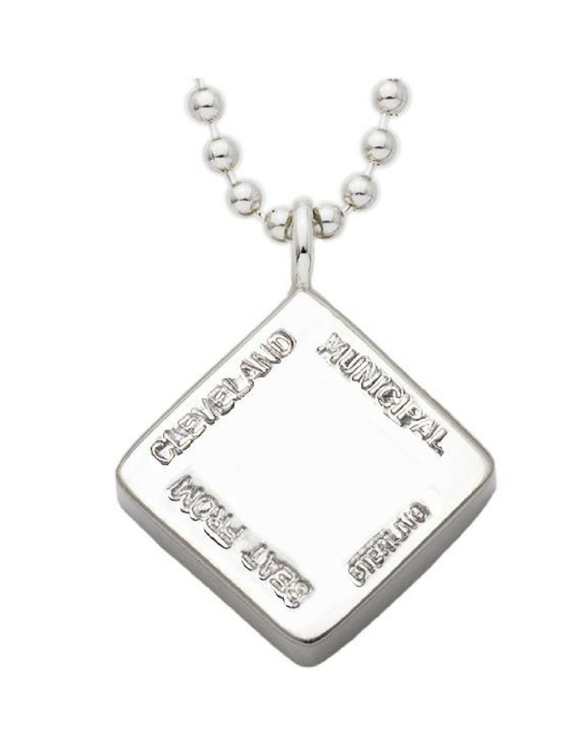 Cleveland Municipal Stadium (Cleveland Indians/Browns) Seat Pendant