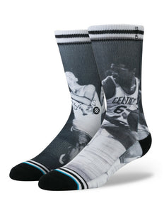 Cousy/Russell Instance NBA Player Socks