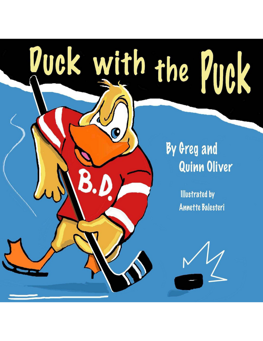 Duck with the Puck