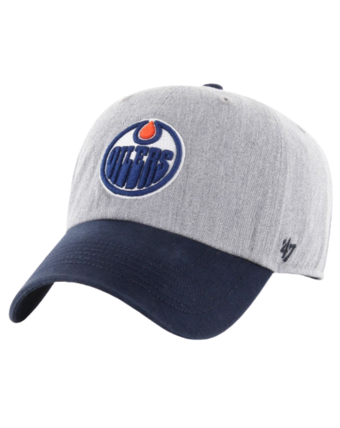 Edmonton Oilers Palamino Clean Up Cap