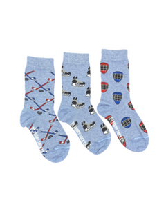Friday Sock Co. Toddler/Infant Hockey Socks