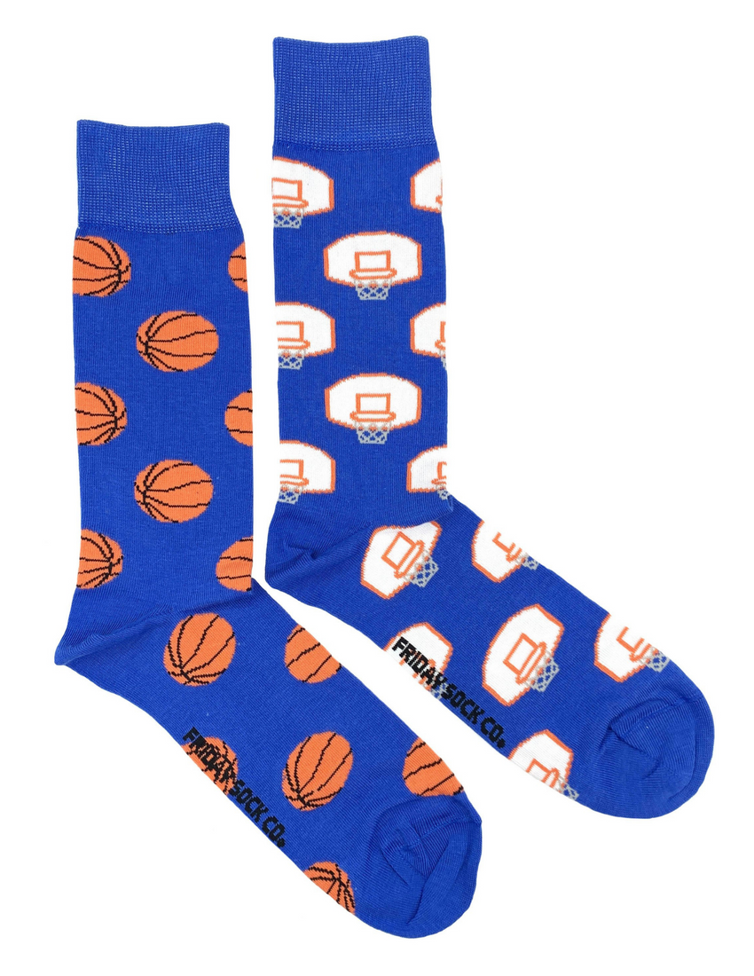 Friday Sock Co. Basketball Socks