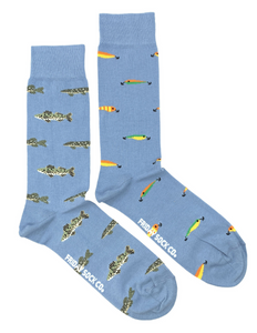 Friday Sock Co. Fishing Socks