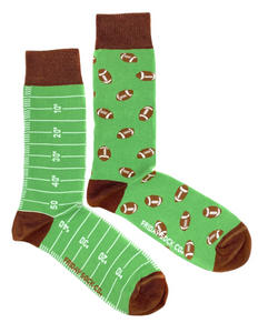 Friday Sock Co. Football Socks