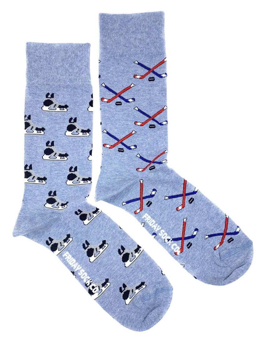 Friday Sock Co. Hockey Socks (Stick & Skate)