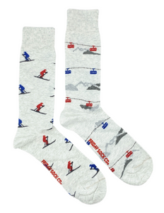 Friday Sock Co. Skiing Socks