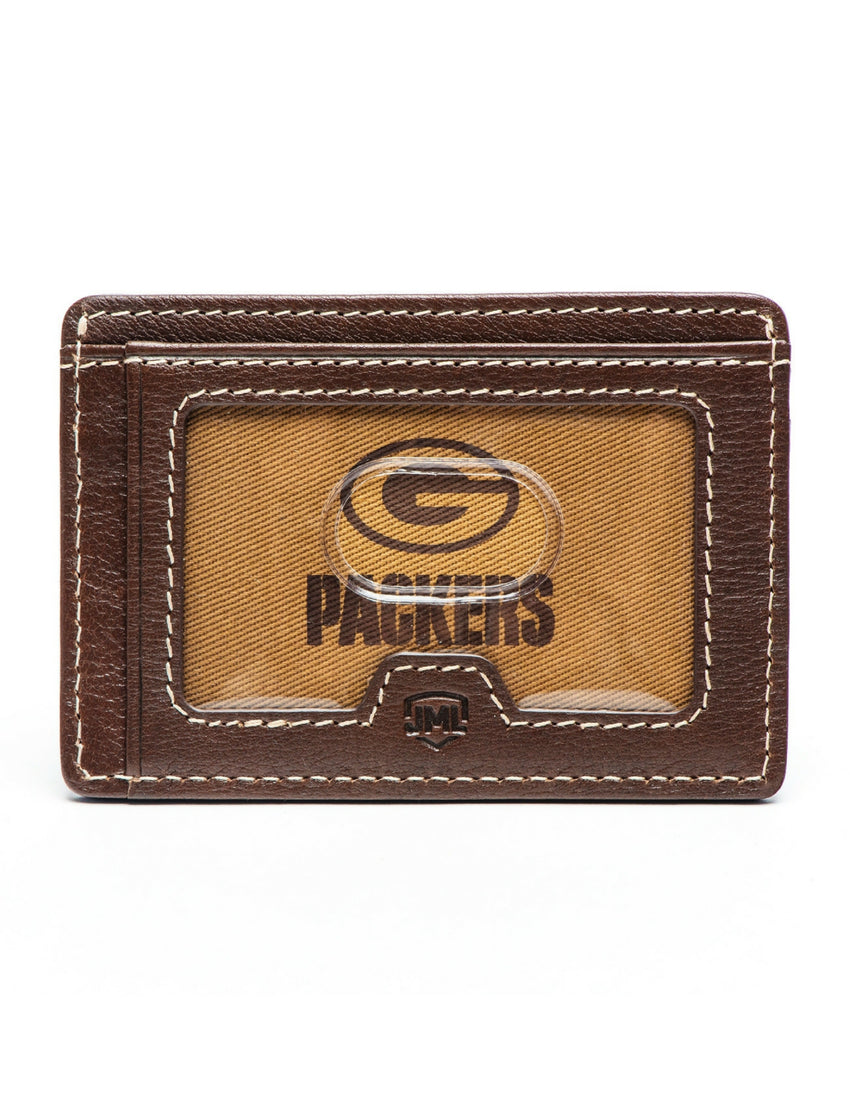 Green Bay Packers Jack Mason ID Case