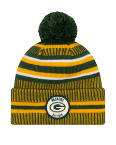 Green Bay Packers Sideline Toque