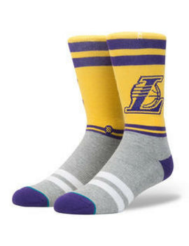 Los Angeles Lakers (City Gym) Instance NBA Team Socks