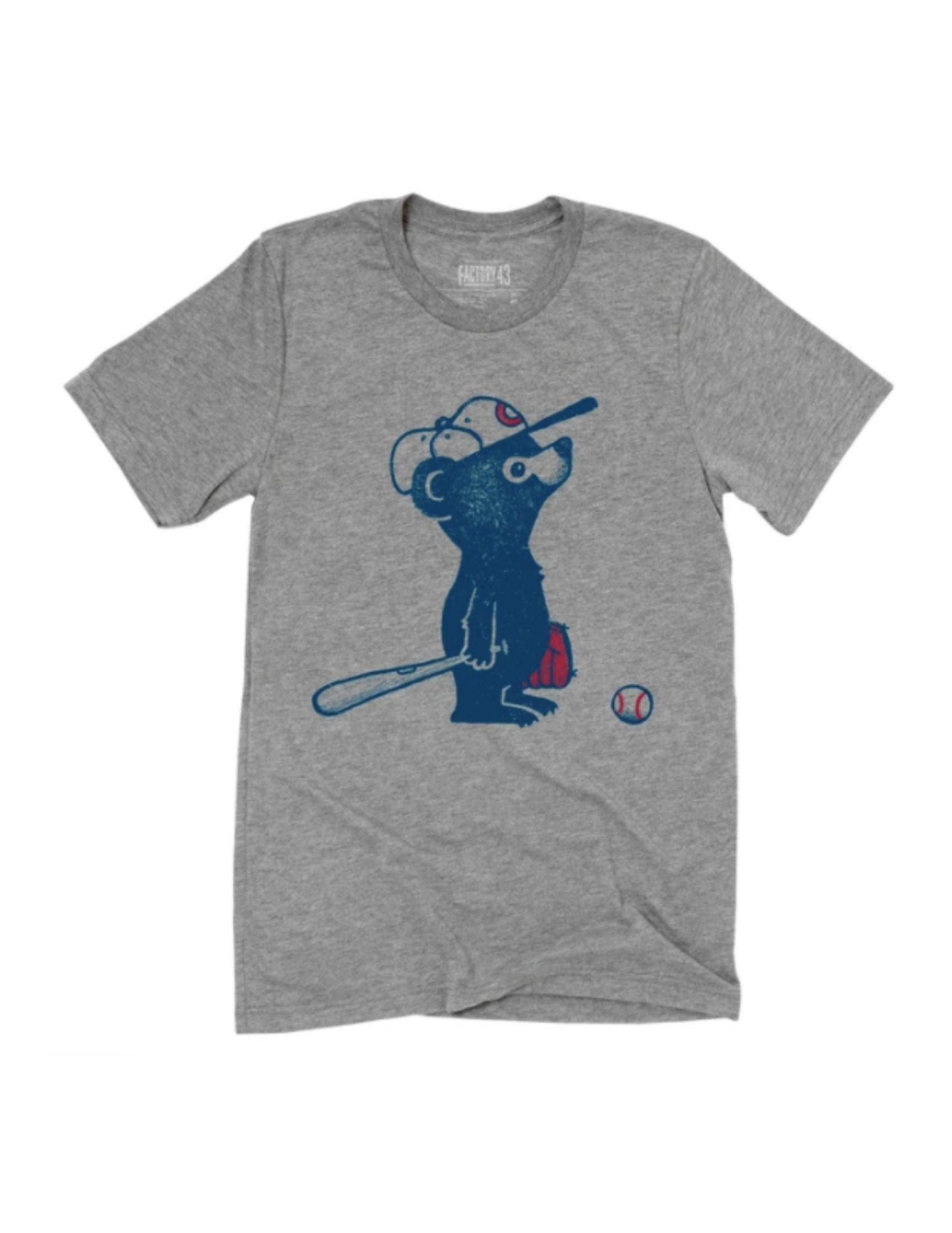 Lovable Loser Kid's Regional Tee (Chicago Cubs)