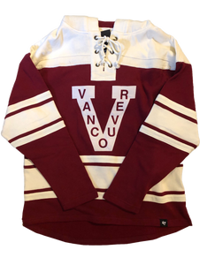 Vancouver Millionaires Fleece Lacer Hoody