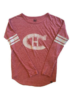Montreal Canadiens Women's Neps Long Sleeve